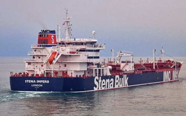 Reino Unido pide misión europea para proteger barcos en el estrecho de Ormuz - Foto de BBC