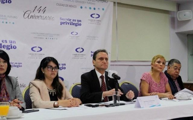 Aumentan extorsiones contra empresarios capitalinos: Canaco - canaco delincuenci anegocios