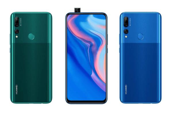 Huawei presenta en México el Y9 Prime 2019 - Foto de Huawei.