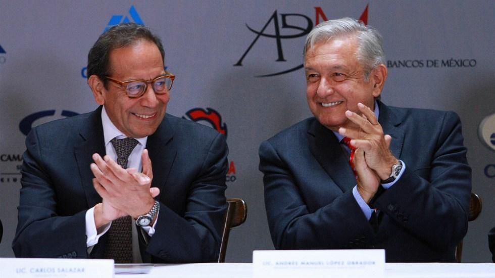 AMLO estableció reglas para participación de IP en sector energético: CCE - Foto de Notimex
