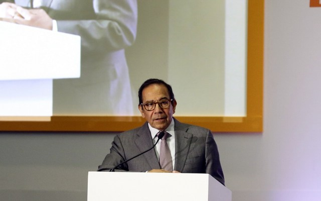 CCE confía en que se alcance pronto un acuerdo sobre gasoductos - Carlos Salazar, presidente del CCE. Foto de Notimex