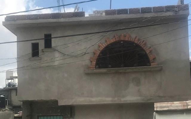 La casa de Esperanza, la mujer implicada en el doble homicidio en Artz Pedregal - Casa asesina Artz Pedregal
