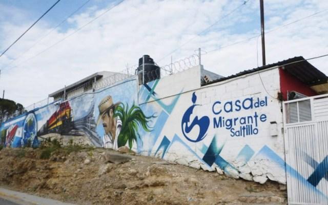 Mecanismo de Protección condena acoso a Casa del Migrante de Saltillo - Foto de El Siglo de Torreón