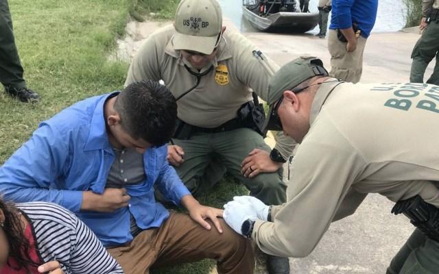 Agentes de la Patrulla Fronteriza no son enfermeros: Trump - CBP Patrulla Fronteriza migrantes