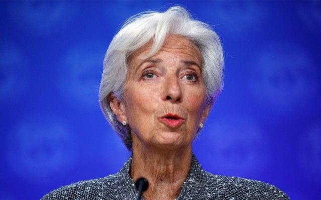 Lagarde deja de manera temporal el FMI; dirigirá el Banco Central Europeo - christine-lagarde