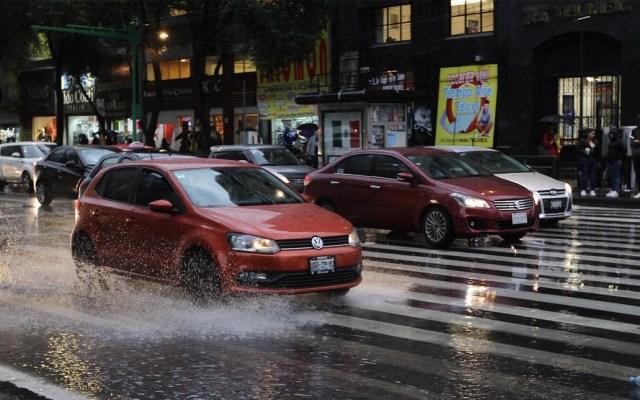 Activan Alerta Amarilla en 14 alcaldías por lluvia - Ciudad de México lluvias lluvia