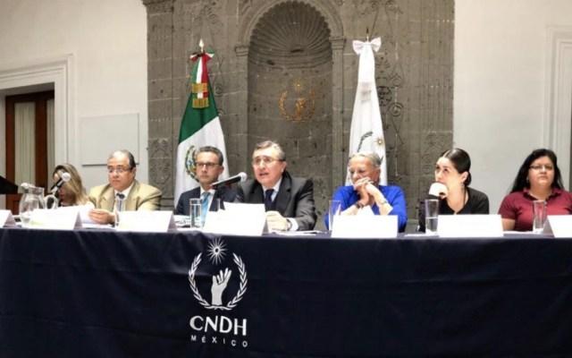 Ven insuficientes los esfuerzos en combate a trata de personas - Foto de @CNDH