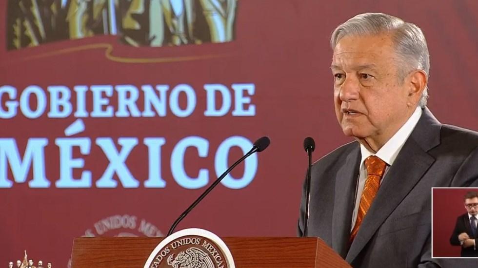 López Obrador garantiza autosuficiencia alimentaria - Conferencia AMLO 11 de julio. Captura de pantalla
