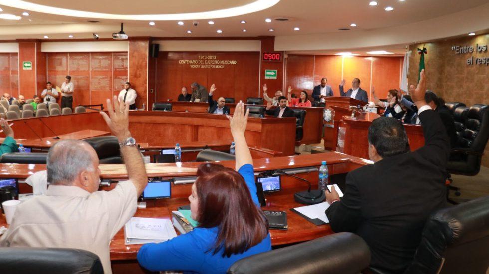 Congreso amplía gubernatura de Jaime Bonilla en Baja California - El Congreso de Baja California. Foto de Facebooook.com/Congreso.BajaCalifornia