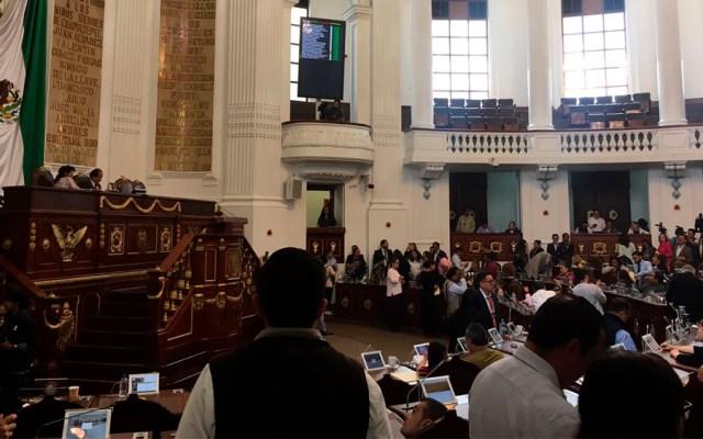 Congreso capitalino aprueba nueva Ley de Seguridad Ciudadana - Ley de Seguridad congreso cdmx guardia nacional