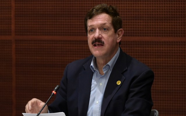 Crisis del sector salud no se resolverá con giras: Romero Hicks - Juan Carlos Romero Hicks, coordinador del PAN en la Cámara de Diputados. Foto del PAN