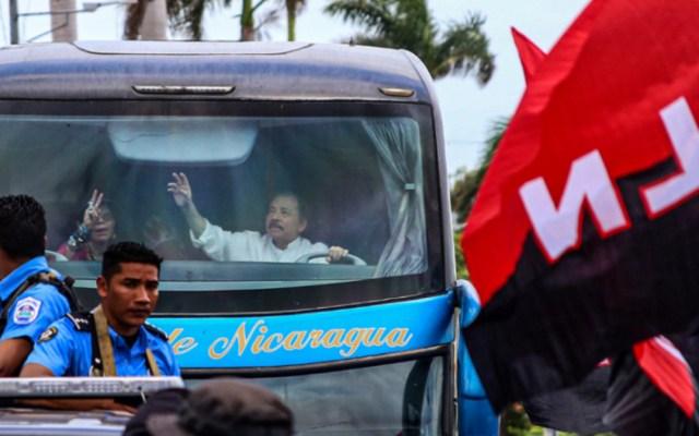 """Ortega conmemora el """"repliegue"""" pese al desprecio de la población - daniel ortega repliegue nicaragua"""