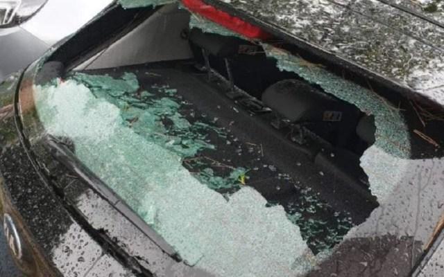 #Video Granizada deja 18 heridos y severos daños en Italia - Daños por granizada en Pescara, Italia. Foto de Massimo Trisi