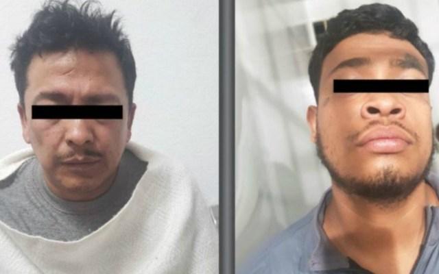 Capturan en Edomex a padre y hermano de joven que murió tras asalto a puesto de comida - Foto de Fiscalía Edomex