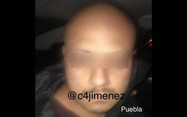 Detenido por asesinato de Norberto Ronquillo pertenece a La Unión Tepito - Foto de @C4jimenez
