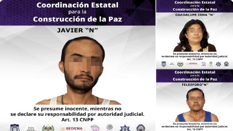 Detienen a presuntos secuestradores de cuatro migrantes en Morelos. Noticias en tiempo real