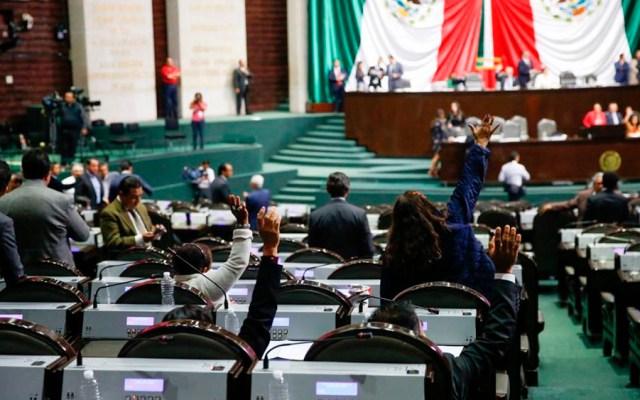 Diputados del PRI rechazan reelección de la Mesa Directiva de San Lázaro - Diputados Ley de Extinción de Dominio