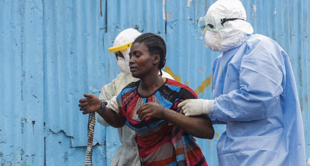 EE.UU. realiza pruebas exitosas para combatir brote de ébola en El Congo - Foto de EFE