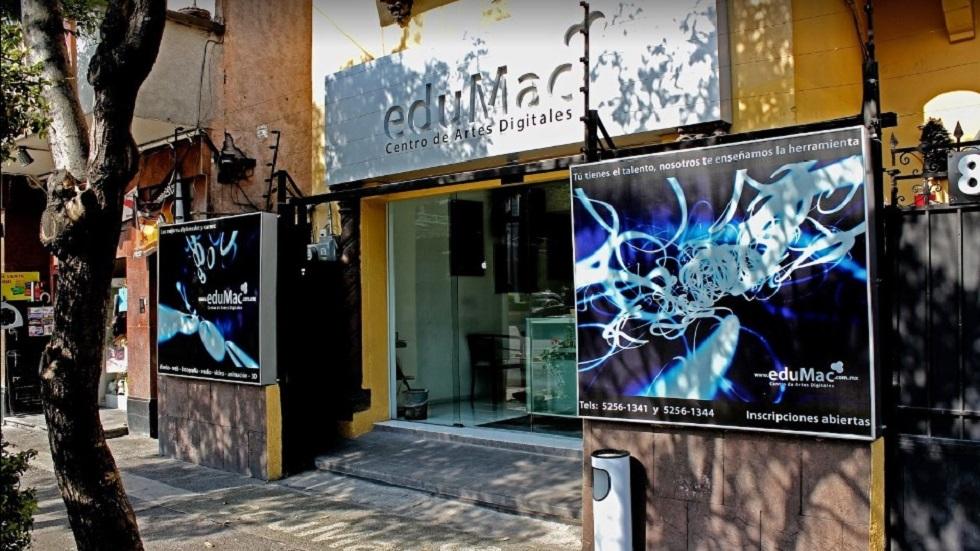 Roban 100 mil pesos de Centro de Artes Digitales en la Condesa - Foto de EduMac Condesa / Google Maps