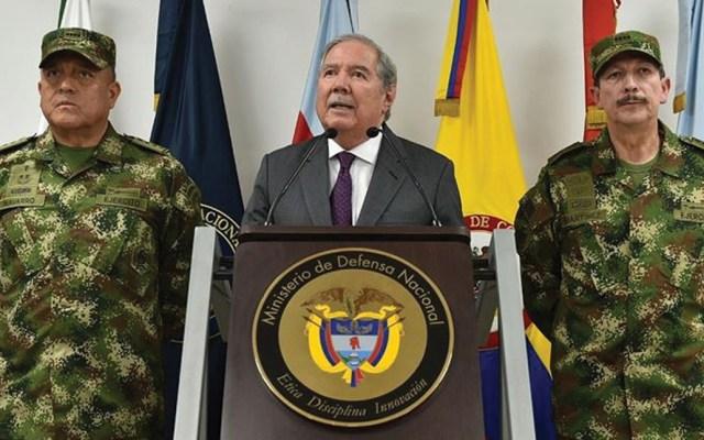 Gobierno de Colombia intenta detener casos de corrupción en el Ejército - Foto de EFE