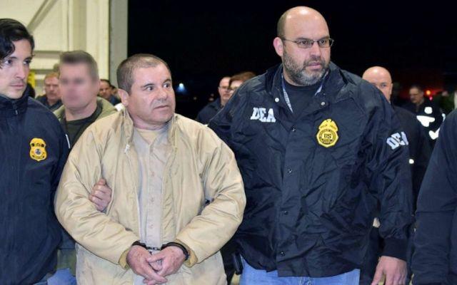 Joaquín 'Chapo' Guzmán recibirá sentencia este miércoles - Foto de ABCNews.