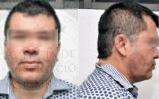Juez ordena que en tres días 'El Cuini' sea regresado a penal de la Ciudad de México - Foto de FGR