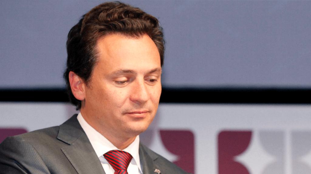 Lozoya desvió 83 mdp de Pemex a través de universidad: Santiago Nieto - Emilio Lozoya