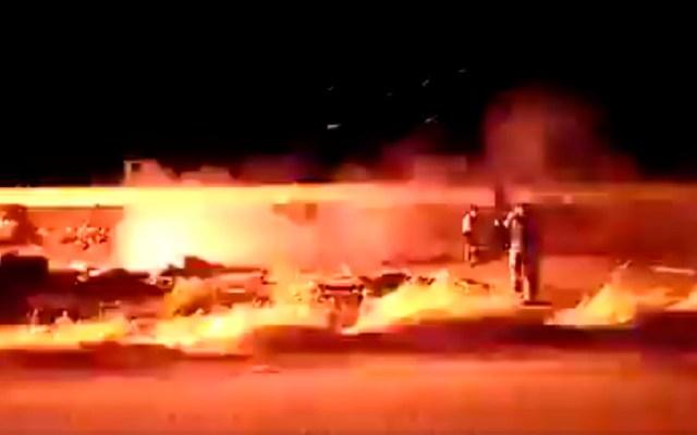 Enfrentamientos dejan 55 muertos en Siria - enfrentamientos siria