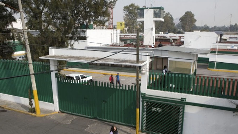 INM entrega información sobre menores en estación migratoria - Estación Migratoria Las Agujas