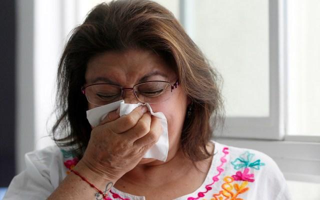 Tips para evitar enfermedades en temporada de lluvias - Durante la temporada de lluvias se incrementan las enfermedades respiratorias. Foto de IMSS