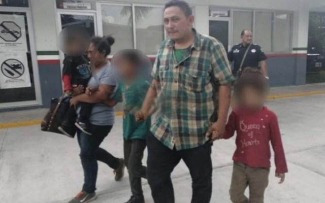 Migrantes hondureños secuestrados en México se quedarán en el país - Foto de LaPrensa.hn