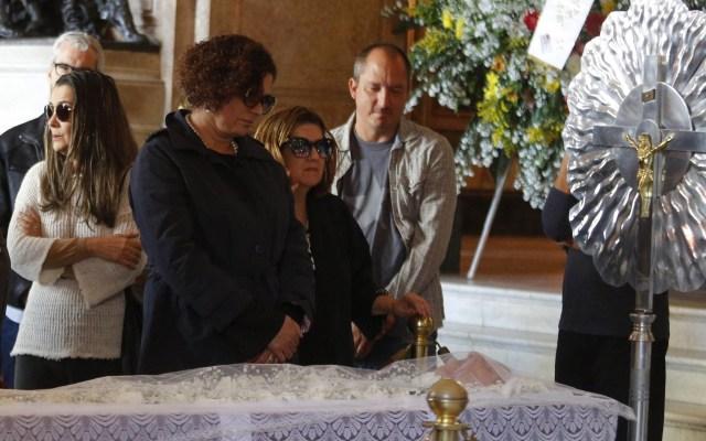 Dan último adiós a Joao Gilberto en Brasil - Funeral de Joao Gilberto. Foto de EFE