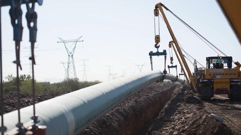 AMLO acuerda con IP mesa de conciliación con empresas de gasoductos - Gasoductos 2