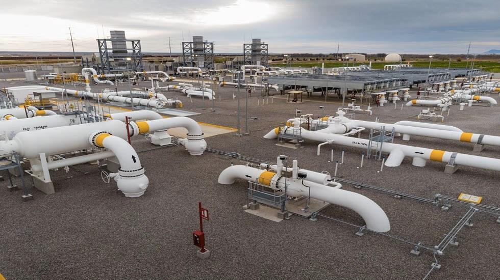 México plantea exportar gas a Asia para resolver conflictos de ductos - Foto de IEnova