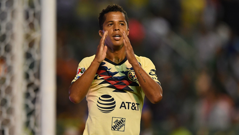 León y América empatan a cero goles; Giovani ya debutó - Foto de Mexsport