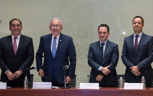 Gobierno de México anuncia acciones inmediatas de apoyo a la economía - Gobierno de México anuncia acciones inmediatas de apoyo a la economía. Foto de Notimex-Alejandro Meléndez.
