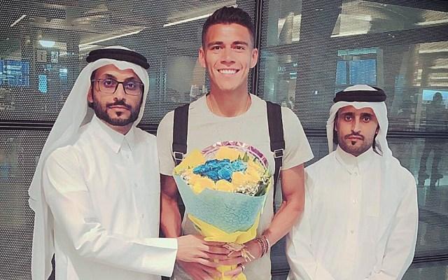 Héctor Moreno deja Real Sociedad para jugar en Qatar - Héctor Moreno Al Gharafa SC