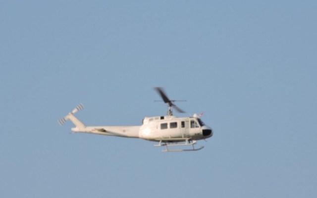 Identifican a pilotos que murieron en caída de helicóptero en Michoacán - helicópero michoacán