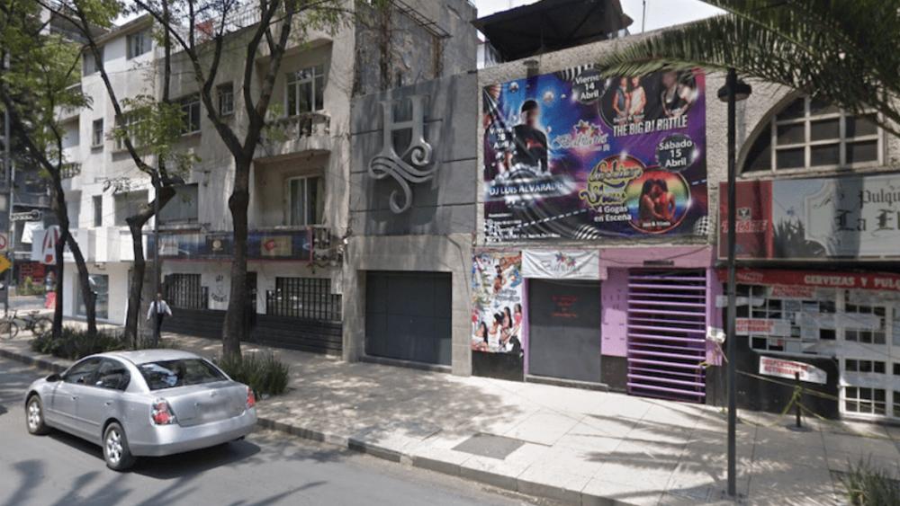 Indaga PGJ bar de Zona Rosa donde fue asesinado Armando González - Foto de Internet