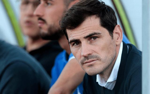 Dan cuatro años de cárcel a agente de traspaso de Casillas al Porto - Iker Casillas