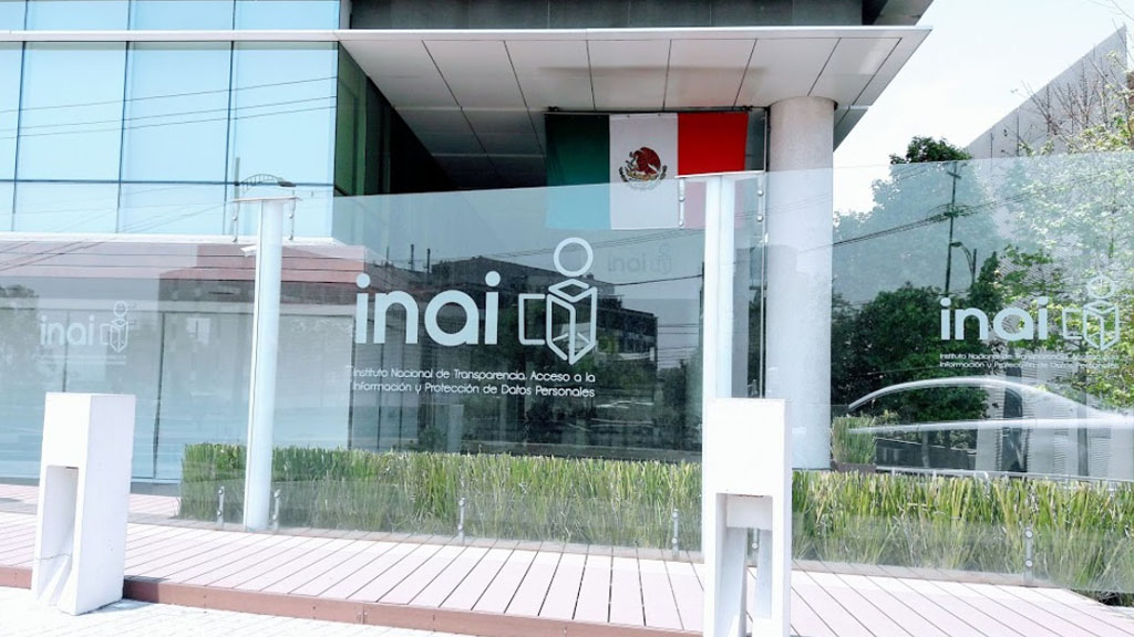 Aumentan 26 por ciento solicitudes de información ante el Inai - Edificio del Inai en la Ciudad de México. Foto de Martha Ramírez Glam Bombshell / Google Maps