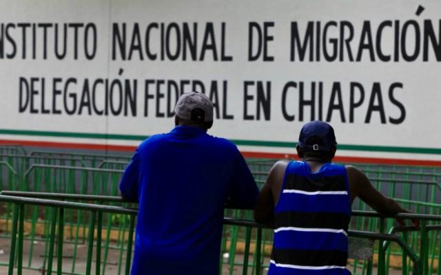 Destinarán 60 mdp para nuevo modelo de estaciones migratorias - Foto de Notimex