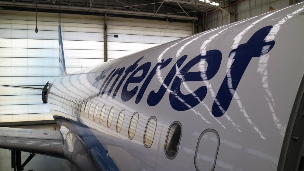 Interjet reanudará operaciones de manera regular el 3 de noviembre - Foto de Interjet
