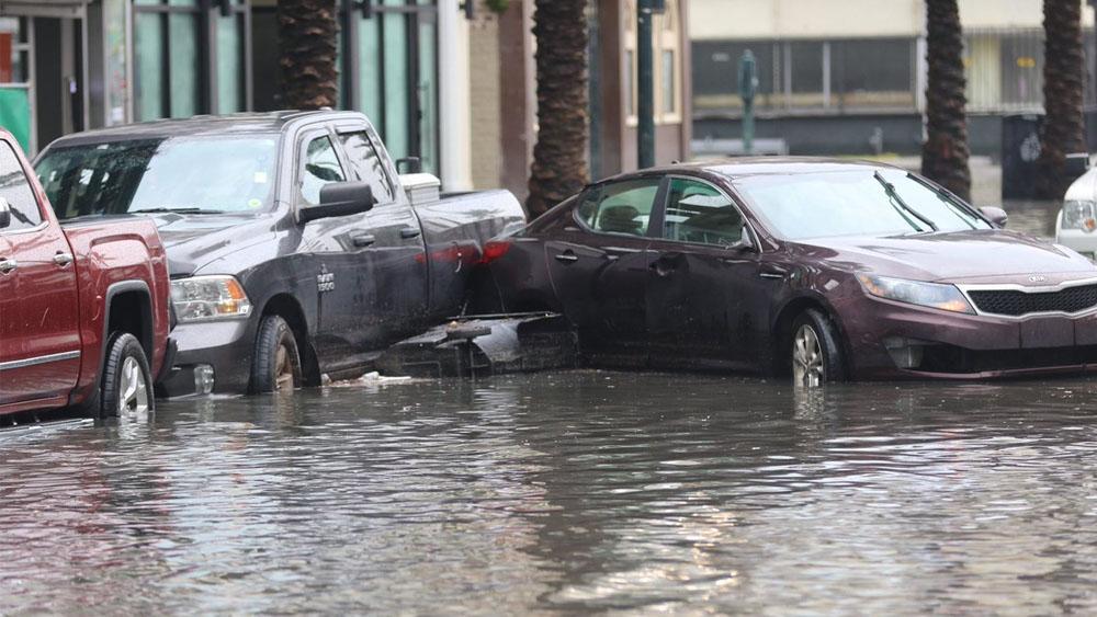 Tormenta provoca inundaciones en Nueva Orleans - inundaciones nueva orleans