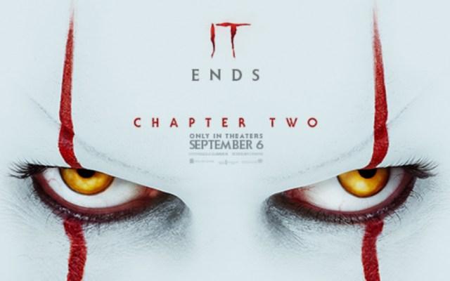 Revelan póster de Eso: Capítulo 2 - Foto de IT Movie