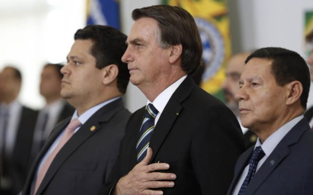 Bolsonaro insinúa que disputará su reelección en 2022 - Jair Bolsonaro Brasil presidente