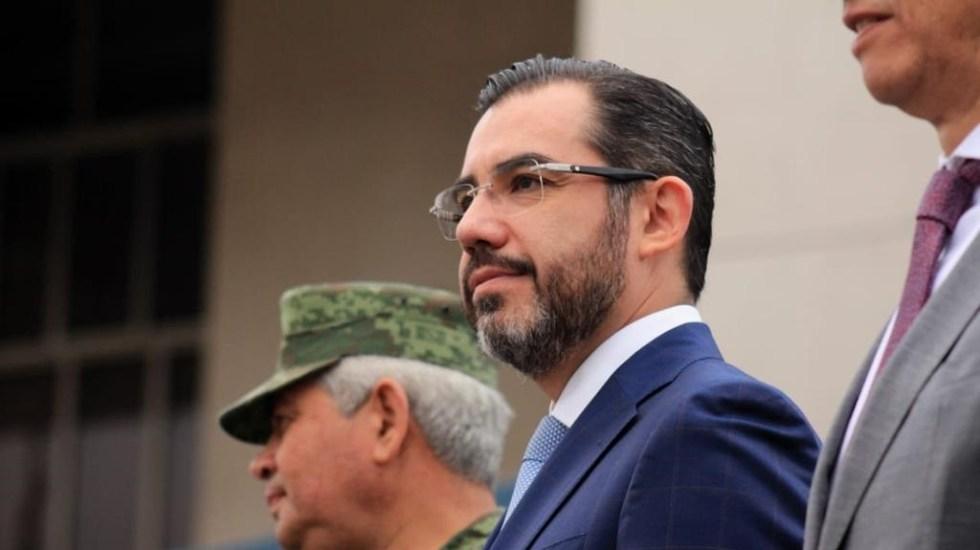 Remitidos 123 policías capitalinos al MP en lo que va del año: Jesús Orta - Jesús orta disminucion delitos de alto impacto