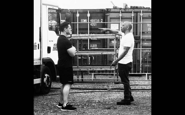 La primera foto de John Cena en el set de Fast & Furious 9 - Foto de Instagram/Vin Diesel