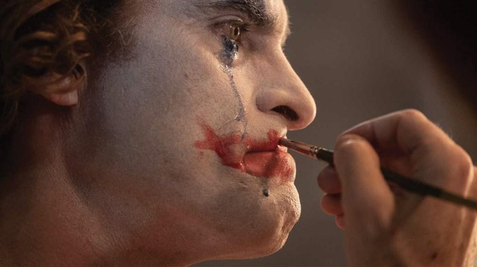 'Joker' vuelve al liderato de la taquilla en EE.UU. superando a 'Maléfica' - joker