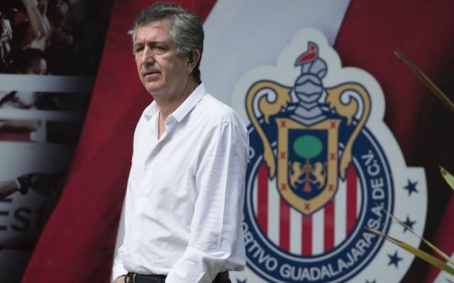 Suprema Corte falla a favor de Vergara en caso Chivas - Foto de Mexsport